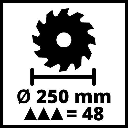 Einhell TE-SM 2534 Dual  Zug-Kapp-Gehrungssäge - 12