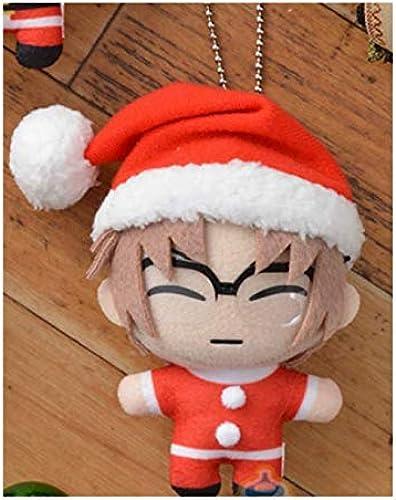 SEGA Detective Conan key chain mascot Stuffed plush Christmas 2018 Subaru Okiya