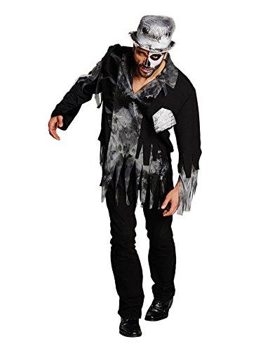 Generique - Zombie Bräutigam Kostüm für Herren