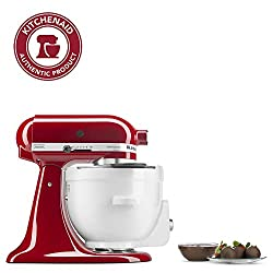 KitchenAid KSM1CBT Precise Heat Mixing Bowl For Tilt-Head Stand Mixers Review