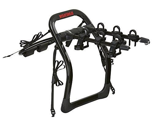 Yakima - FullBack 3, Trunk Bike Strap Rack, 3 Bike Capacity