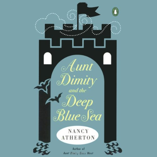 Aunt Dimity and the Deep Blue Sea audiobook cover art