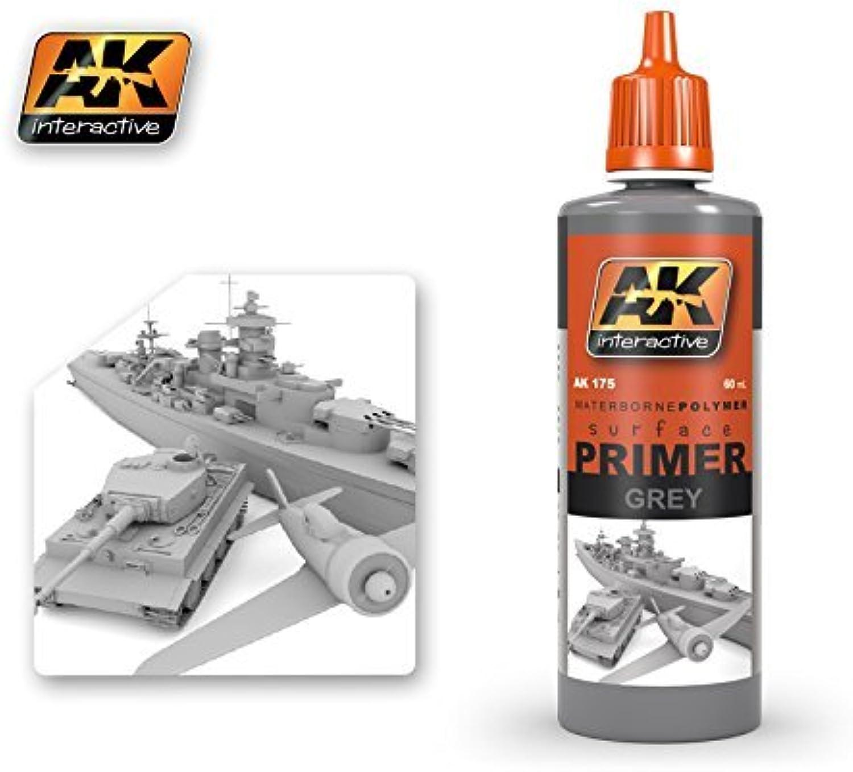 AK Interactive GREY PRIMER AK 175 by AK Interactive