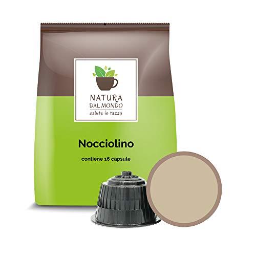 80 cápsulas compatibles Dolce Gusto - Avellana