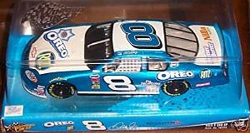 2004 Dale Earnhardt Jr  8 Blau Oreo Ritz Chevrolet 1 24 Scale Winners Circle by Winners Circle