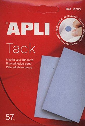 Masilla Adhesiva Azul APLI 57GR (11703)