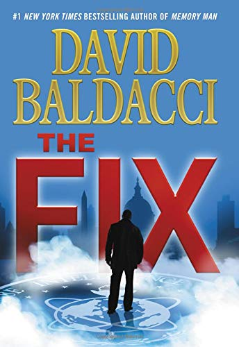 Image of The Fix (Memory Man Series, 3)