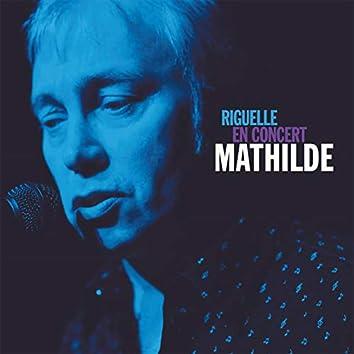 Mathilde (Live)