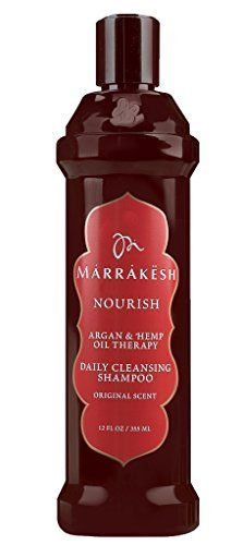 Marrakesh Oil Nourish Daily Cleansing Shampoo, Original 355 ml by Earthly Body