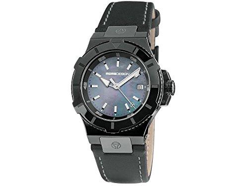 MOMO Design Reloj Informal MD2104BK-12