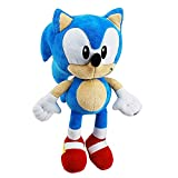 Sonic The Hedgehog - SEGA- Sonic Peluche 28cm, Colore