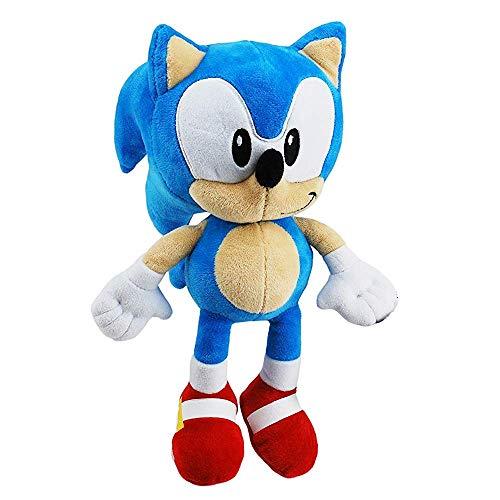 Peluche 100% original y de excelente calidad. Un producto de excelente calidad, resistente, fabricado en suave felpa efecto terciopelo. Altura: 28 cm aproximadamente. Producto 100% original Sega, con licencia oficial.