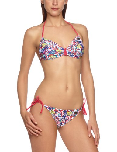 Roxy Swimwear Soul Garden Bikini Tie Sides W Angel Bra