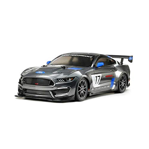 TAMIYA 58664 1:10 RC Ford Mustang GT4 TT-02 Remote Controlled Car/Vehicle...