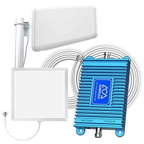 Verizon Cell Phone Signal Booster for Home 4G LTE 700Mhz FDD Band13 Boosts Voice and Data Mobile Signal Booster Amplifier