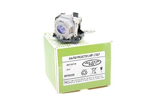 Alda PQ-Premium, Lampada proiettore compatibile con LT30LP, 50029555, LT30LP+ per NEC LT25, LT30 A+K DXD 7026 UTAX DXD 5022 DUKANE IMAGEPRO 8762 Proiettori, lampada con modulo
