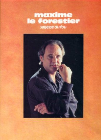 Partition : Le Forestier Maxime 40 chansons p/v/g