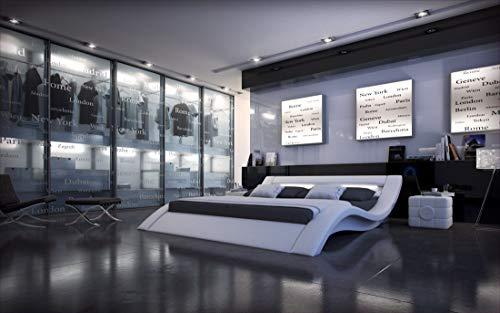 Sofa Dreams Wasserbett Massa komplett mit sämtlicher Technik und Matratze 140x200, 160x200, 180x200, 200x200, 200x220