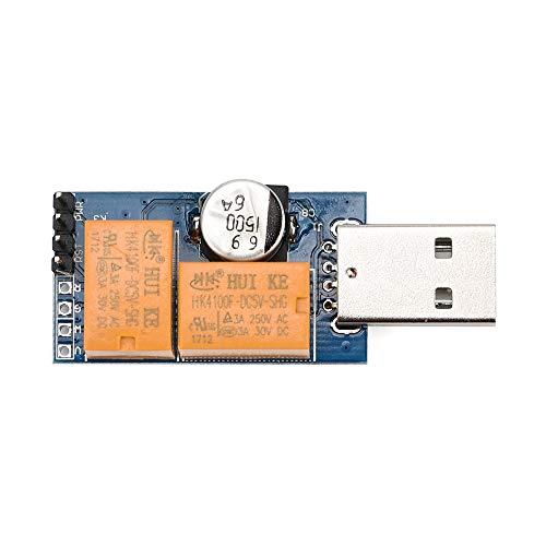 USB Computer Automatischer Neustart Blue Screen Mining Game Server Miner (A)