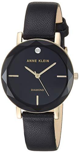 Anne Klein Dress Watch (Model: AK/3434BKBK)