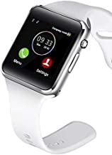 Bluetooth Smart Watch Fitness Tracker, Touch Screen Smart Wrist Smartwatch Support SIM SD..