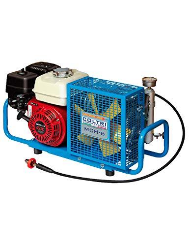 METALSUB draagbare compressor voor messen MCH6/SH benzine Honda