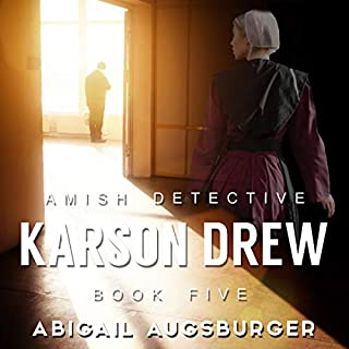 Karson Drew: Book 5 audiobook cover art