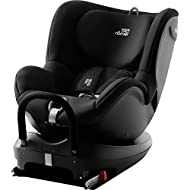Intuitive 360 Degree rotation for rearward and forward facing usage Easy entry with 90 Degree rotation to the open door for easy placement of the child Extended rearward facing travel with more leg space thanks to shorter rebound bar Multiple recline...