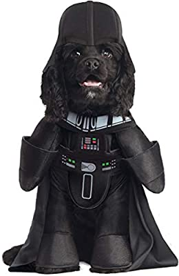Star Wars Darth Vader Pet Costume, Large by Rubies Decor