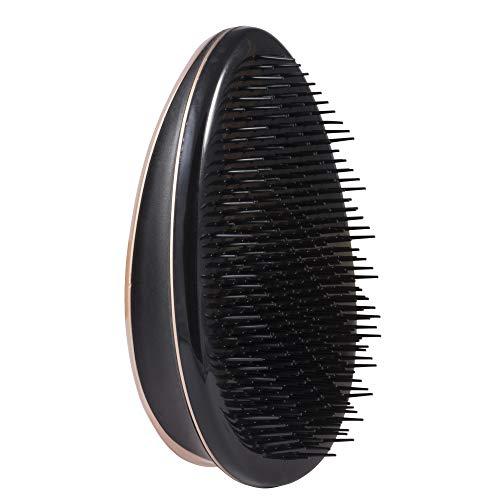 PARSA BEAUTY Entwirr-Wunder 2.0 in Roségold mit biegsamen flexiblen Borsten perfekt für normales Haar jeder Haarlänge Nass und Trocken