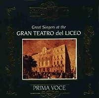 Great Singers at Gran Teatro