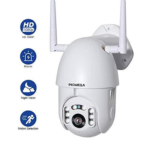 INQMEGA Outdoor PTZ Security Camera
