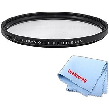 Canon EF 28mm f//1.8 USM Lens Canon EF 100mm f//2.8 Macro USM Lens 58mm Pro series Multi-Coated High Resolution Polarized Filter For Canon EF 100mm f//2 USM Lens