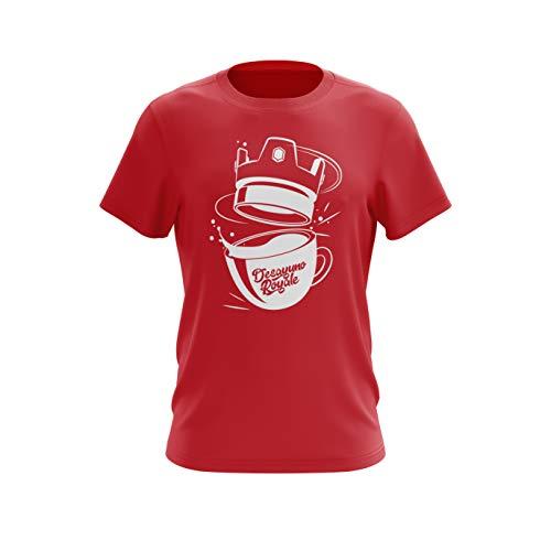Team Queso Desayuno Royale Edición Especial Camiseta Unisex Adulto