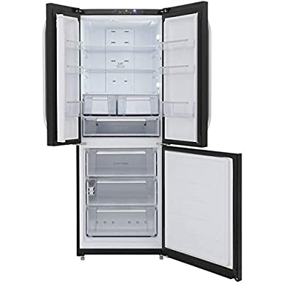 Hotpoint Day1 FFU3D.1W 60/40 Frost Free Fridge Freezer