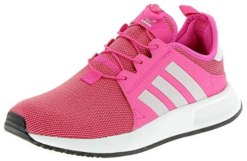adidas X_PLR J, Scarpe da Ginnastica Unisex-Adulto, Rosa (Shopin/Ftwwht/Shopin), 36 EU
