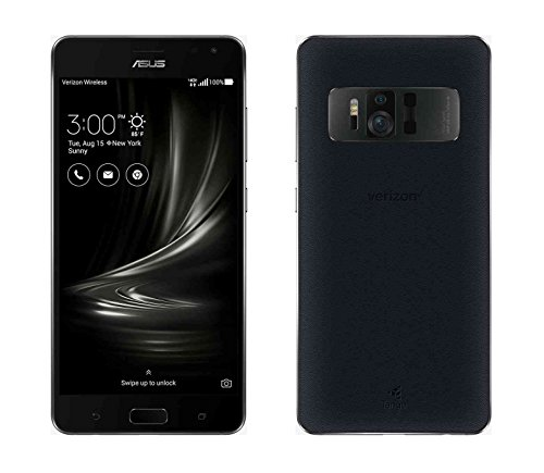 ASUS Zenfone AR 128GB Charcoal Black (Verizon) A002A (Renewed)