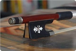 D Z Strad Violin Bow - Model 309 - Brazilwood Bow with Ebony Fleur-de-lis Frog