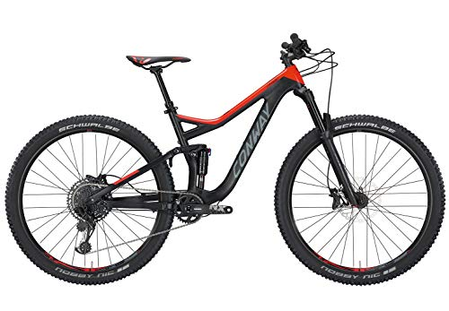 Conway WME529 Carbon 29 Zoll Modell 2019 Mountainbike, Fully (L/52cm) - 2