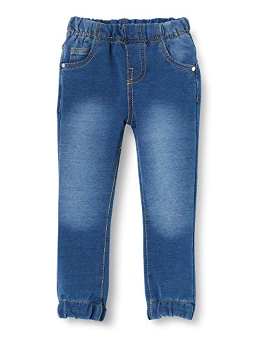 Chicco Baby 0-24 Jeans Pantaloni lunghi jeans denim stretch bimbo