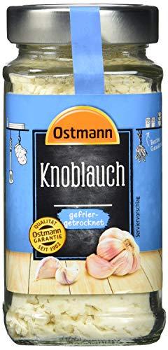 Ostmann Knoblauch gefriergetrocknet, 3er Pack (3 x 70 g)