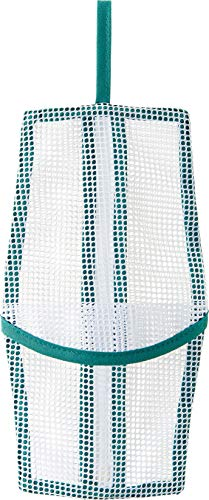 コジット 洗濯ネット 小 マスク専用洗濯ネット そのまま干せる グリーン サイズ:幅24×奥行13cm 92035