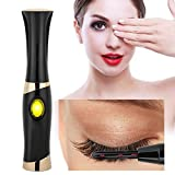 Electric Heated Eyelash Curler, USB Portable Lashes Curling Tool, for Long Lasting Natural Eye Lashes