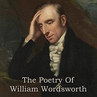 The Poetry Of William Wordsworth audiobook cover art