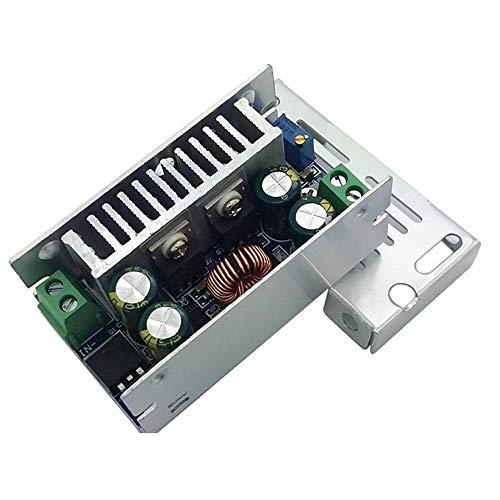 Módulo de fuente de alimentación Módulo de tensión ajustable DC DC 60V 15A 200W Paso descendente ajustable Junta convertidor reductor estabilizado Rectificación asíncrona Módulo ajustable