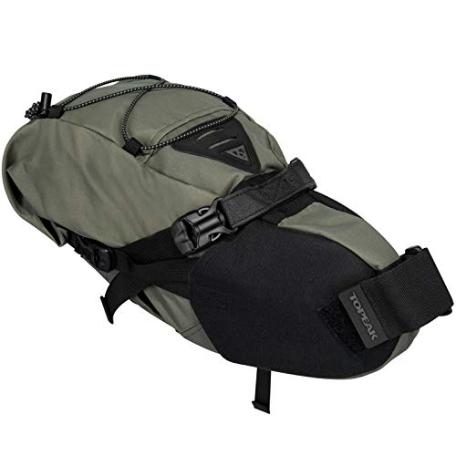 Topeak Unisex's Backloader Bag, Green, 6L