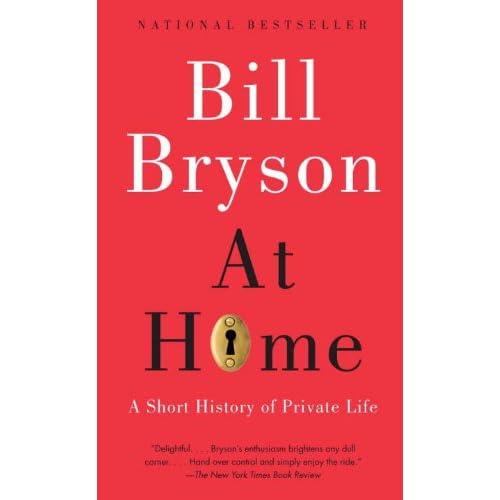 Bill Bryson At Home Ebook