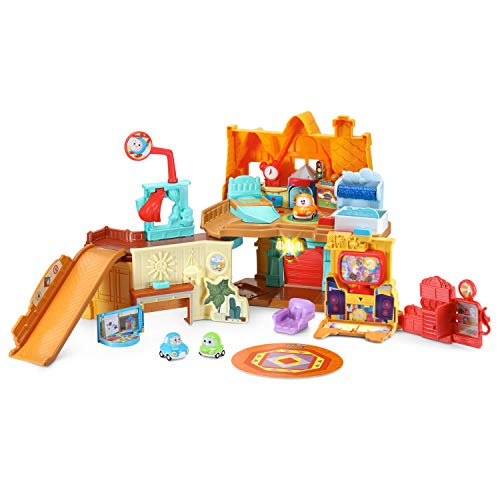 VTech Go! Go! Cory Carson - Cory's Stay and Play Home