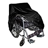 WOMACO Mobility Scooter Cover Waterproof Power Electric Wheel Chair Cover for Travel Outdoor...
