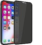 Cristal protector de privacidad compatible con Apple iPhone 7 / iPhone 8, protección de privacidad completa [antiprivacidad] mate antiarañazos, cristal cerámico antiespía protector de pantalla